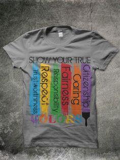 Design #45 by SIMRKS | T-shirt design for Elementary School kids