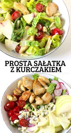 Cobb Salad, Potato Salad, Potatoes, Ethnic Recipes, Food, Potato, Essen, Meals, Yemek
