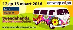 Tweedehands Motorhomesalon van Antwerpen 2016 - http://www.campingtrend.nl/tweedehands-motorhomesalon-van-antwerpen-2016/