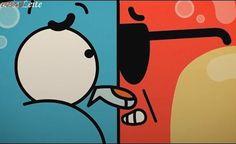 O Incrível Mundo de Gumball - O Abraço e A Estranheza - HD - 4ª Temporada - 17 e 27º Episódio