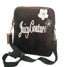 23eb852a1b78 Juicy Couture Crossbody Bags Velour Dark Coffee Nike Air Max White