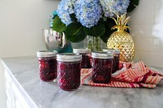 Mixed Berry Jam Recipe | Summer Canning with Ball® - it's easier than you think! (sponsored)