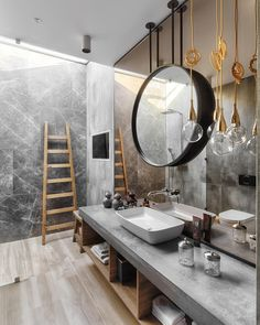 #Bathroom Design #Inspiration / Buddha House designed by Yunakov