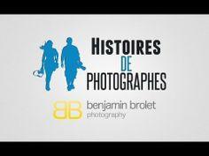 ▶ [Histoires de photographes] Film 02 | Photos de mariage -- avec Benjamin Brolet - YouTube