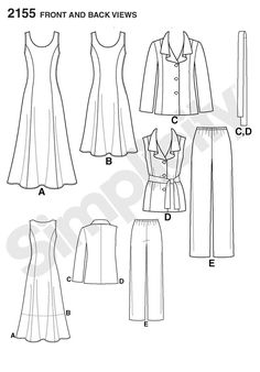 Simplicity Creative Group - Misses' & Plus Size Sportswear: