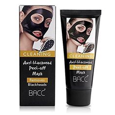 Facial Blackhead Remover Mask-Essy Beauty - Purifying Quality Black Peel off Charcoal Mask - Best Mud Facial Mask 60 gram