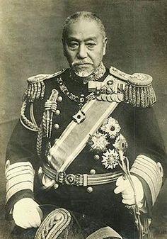 Heihachiro Togo 東郷平八郎