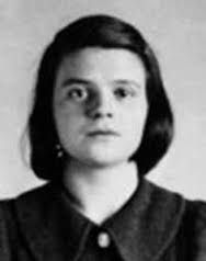 Sophie Scholl: Sophia Magdalena Scholl was a German student and anti-Nazi political activist, active within the White Rose non-violent resistance group in Nazi Germany.