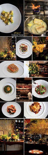 La Buena Vida: Restaurant :: Spring at Gramercy Tavern