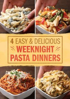 Here's What To Make For Your Next Pasta Night