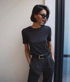 Pants Outfits, Mode Outfits, Chic Outfits, Summer Outfits, Fashion Outfits, Fashion Tips, Fashion Trends, Fashion Beauty, Looks Street Style