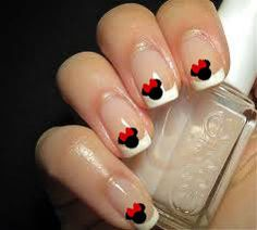 Hey, I found this really awesome Etsy listing at https://www.etsy.com/listing/174881872/minnie-mouse-nail-decals