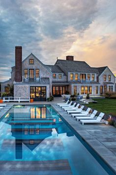 Nantucket, Massachusetts. Pool