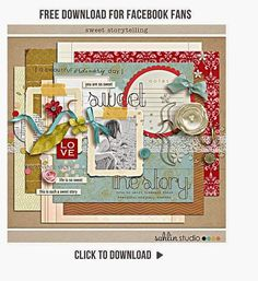 Free Digital Scrapbooking Issue No. 61 - StarSunflower Studio