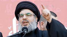 'Nasrallah vuela a Irán para tratamiento del cáncer'