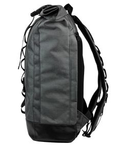 c8f777dbe14b Optimized gud rolltop graphite side Camera Backpack
