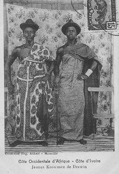 krumen of liberia - Google Search