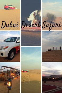 Things to do in #Dubai : Dubai Desert Safari