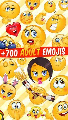 Sexual emoji app for iphone