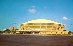 Mid-South Coliseum -  Concerts, Memphis State games.....