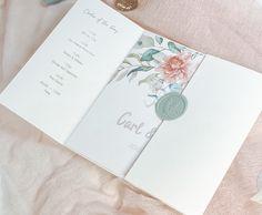 Wax seal Spring Wedding Invitations, Wedding Stationery, Wax Seals, How To Plan, Wedding Invitations, Wedding Invitation