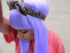 ♛ We Heart Hair♛ purple hairstyles Lilac Hair, Hair Color Purple, Pastel Hair, Bright Hair, Colorful Hair, Different Hair Colors, Pretty Hairstyles, Hairstyle Ideas, Hair Ideas