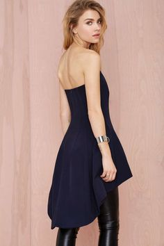 Strutter Strapless Dress - Going Out | Fit-n-Flare | Cyber Monday Dresses