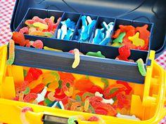 'Fish Bait' Candy Bar