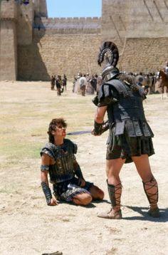 Movie Troy Scenes | Troy film pictures, Paris, behind the scenes - Page 31 - Orlando Love