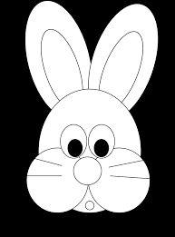 Výsledek obrázku pro velikonoční zajíček šablona Easter Crafts, Crafts For Kids, Paper Cutting, Symbols, Scrapbook, Homemade, Patterns, House, Image