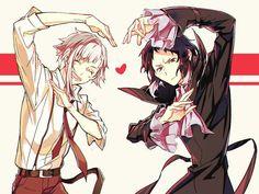 Atsushi & Akutagawa
