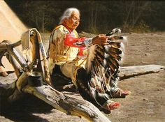 Eagle Feathers  Alfredo Rodríguez