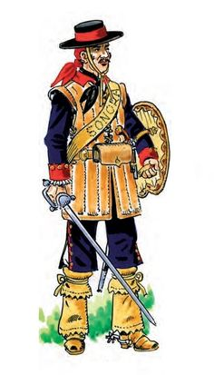 Cartoon Knight, Marina Real, Bad Santa, American War, Napoleonic Wars, Spanish Colonial, Us History, Old West, Historical Clothing