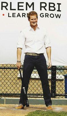 Prince Harry. Ginger love.