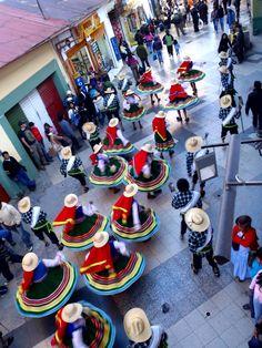 Las calles de Puno