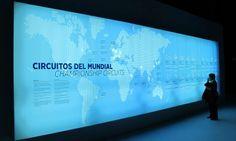 La Exposición de Fernando Alonso en imágenes. http://www.rtve.es/f/125875/