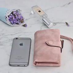 Zipper Multi-Card Women's Wallet – Purses And Handbags Diy Cute Handbags, Cheap Handbags, Prada Handbags, Purses And Handbags, Fashion Handbags, Luxury Handbags, Luxury Purses, Popular Handbags, Beautiful Handbags
