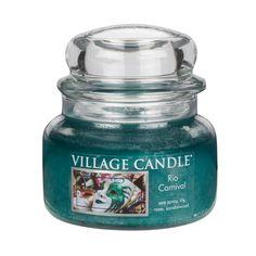 Rio Carnival Premium 11oz (701g) Fragranced Candle Jar