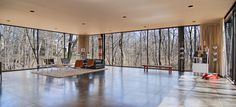 The Ferris Bueller House | Designed by Ludwig Mies der Rohe disciple A. James Speyer | Highland Park, IL
