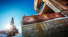 The Senses Violett Suites in Zell am See: nature, style and luxury combine here to pure relaxation. Adults only hotel directly at lake zell Zell Am See, Design Suites, Adults Only, Modern Design, Hotels, Relax, Image, Gallery, Roof Rack