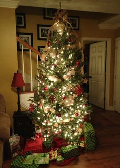 country living magazine christmas tree contest from renee minor in deatsville alabama - Christmas In The Country Hamburg Ny