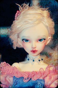 Marie #minifee #chloe #fairyland #bjd