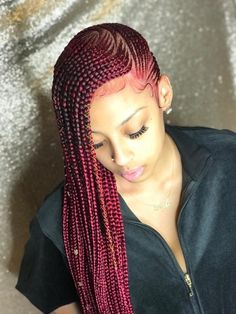 8 Best Small Feed In Braids Images African Braids