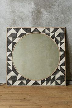Brick Mosaic Mirror - anthropologie.eu Mirror Photo Frames, Mirror Art, Mirrors, Flat Ideas, Inspiration Wall, Diy Room Decor, Home Decor, Wall Sculptures, Home Accessories