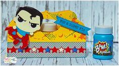 Jamiek711 Designs: Super Hero Blog Hop
