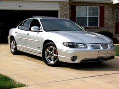 2002 Galaxy Silver Pontiac Grand Prix