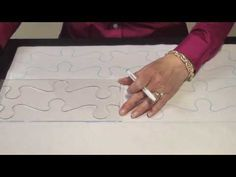 Continuous Line Quilting Guides - June Tailor Demo Videos