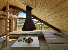 chalet montagne decoration-salon-cosy-petit-espace
