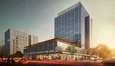 Perkins + Will fará dois projetos de retrofit na avenida Paulista