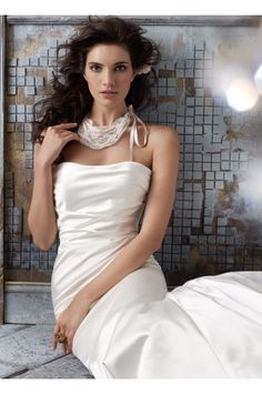 Jim Hjelm Wedding Dress Style JH8114 - Popular Wedding Designers